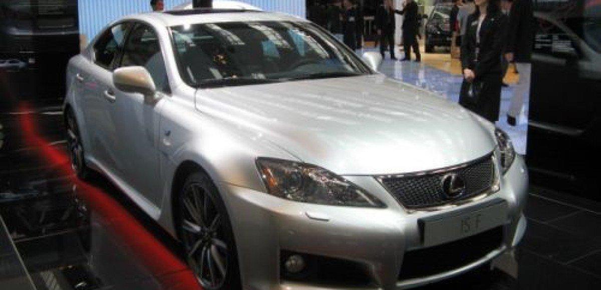 «СП БИЗНЕС КАР», Москва. Lexus IS-F по выгодной цене