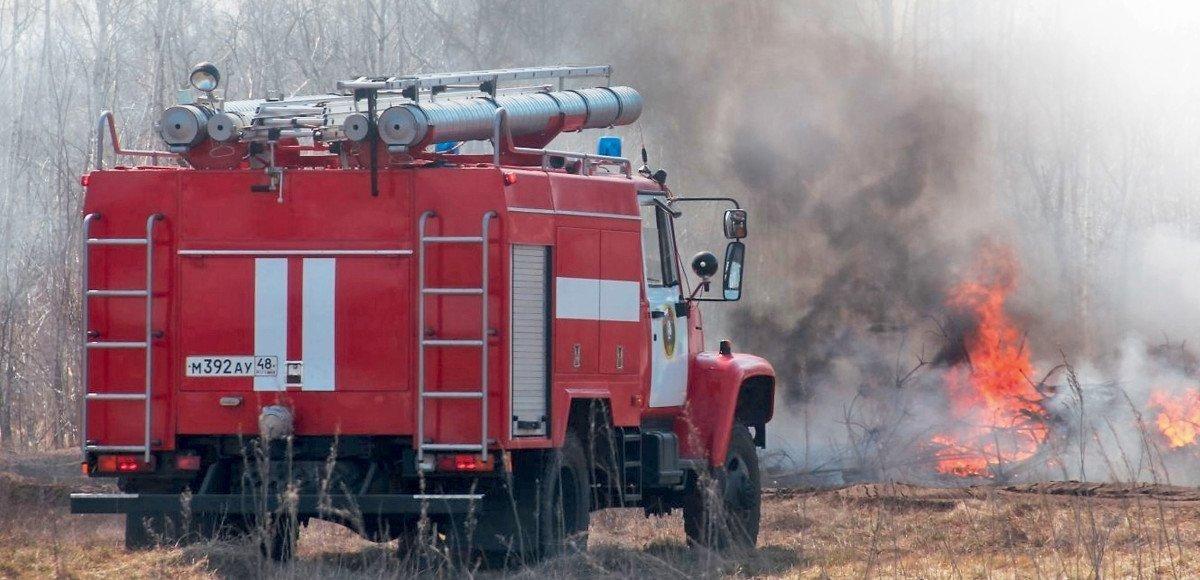 Лесные огнеборцы: российская противопожарная техника