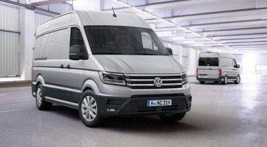 Volkswagen Коммерческие автомобили бьет рекорды продаж