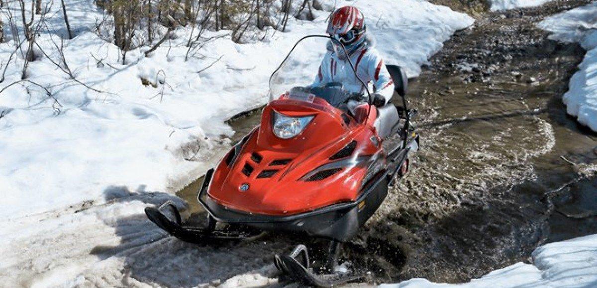 Снегоходы «Русской механики». Наш ответ Чемберленам