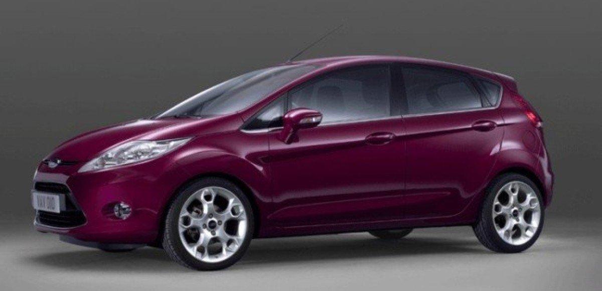 Ford Fiesta 2011 . Один из самых тихих автомобилей