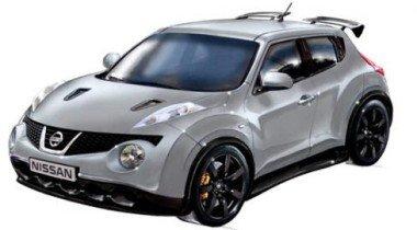 Компания Nissan разрабатывает экстремальную версию кроссовера Juke