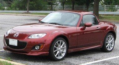 Следующая Mazda MX-5 появится в 2015 году