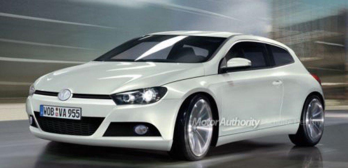 2009 Volkswagen Scirocco. Нескорая встреча