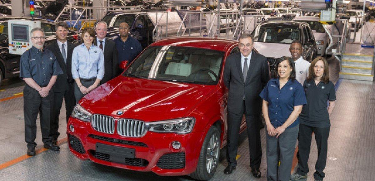 BMW все-таки сделает большой внедорожник X7