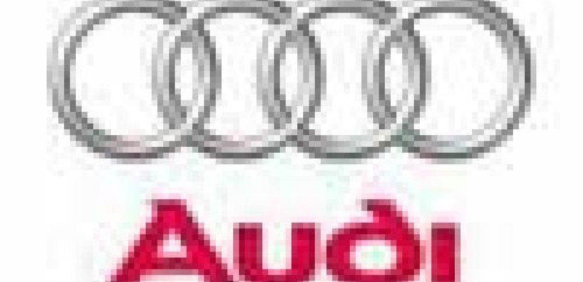 Audi выпускает не только автомобили, но и шоколад
