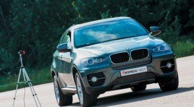 BMW X6. Невозможное возможно