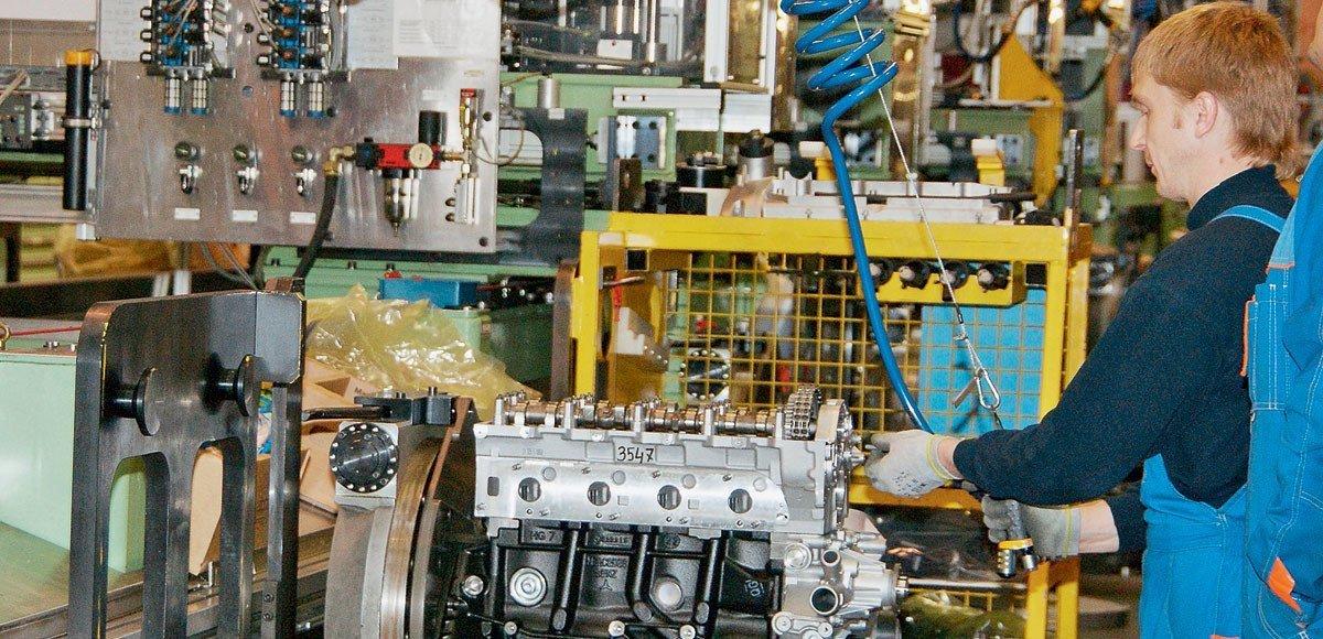 Мотор Mercedes-Benz из России: Евро-5 и другие новшества