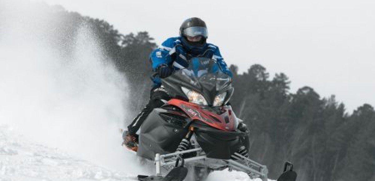 Yamaha APEX X-TX. Скачок к вершине