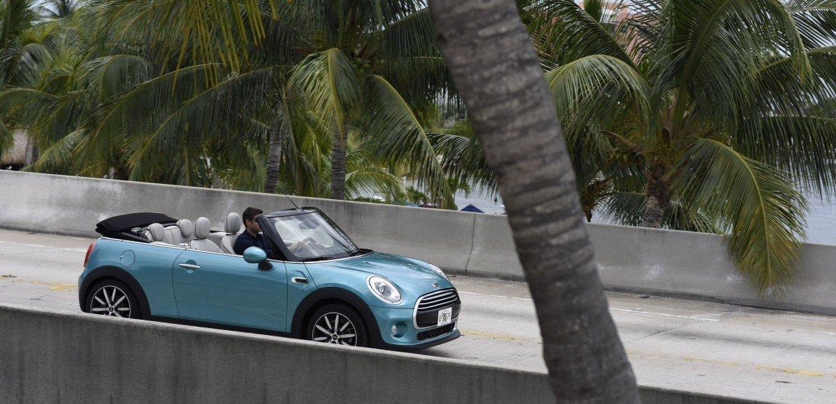 Короткий метр: про новый Mini Cabrio сняли фильм