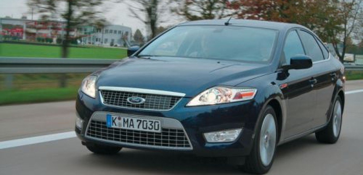 Ford Mondeo 2.3 AT от 785 000 руб.