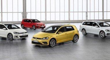 Volkswagen пошел в рост.