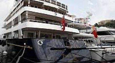 Яхту Флавио Бриаторе конфисковали