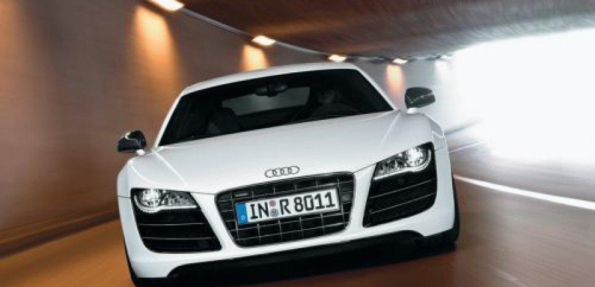 Audi R8 – «Классика будущего»