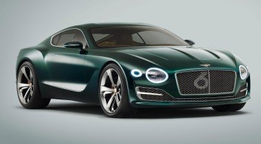 Bentley EXP 10 Speed 6, Audi R8 и Aston Martin DBX. Три суперкара
