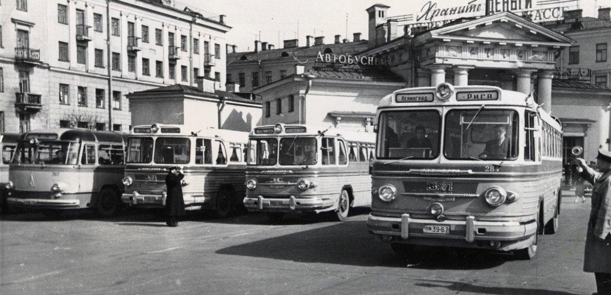 Маршрут построен: автобусы Северной столицы