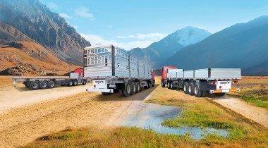 Сильное звено. Прицепы Schmitz Cargobull S.HD Heavy Duty