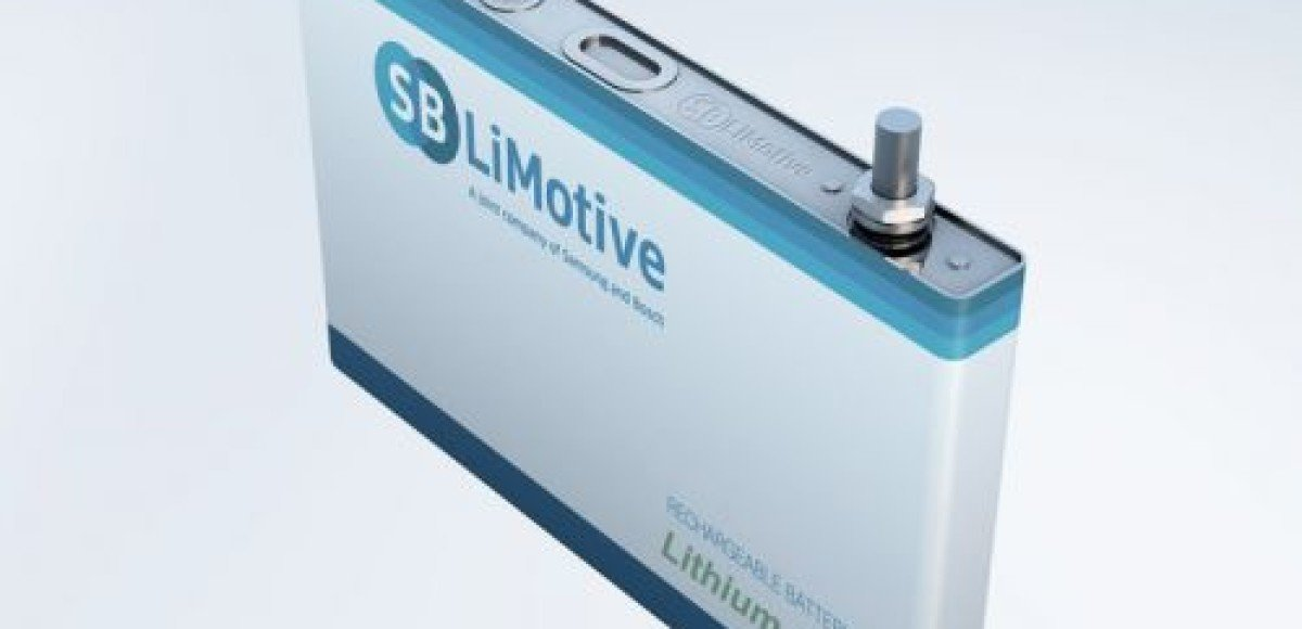 Bosch и Samsung будет поставлять литий-ионные батареи для проекта BMW Megacity Vehicle