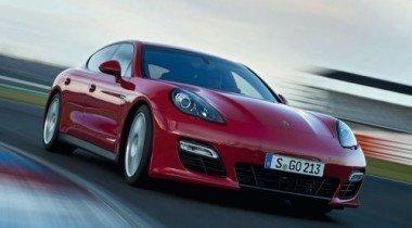 Porsche рассекретил информацию о Panamera GTS