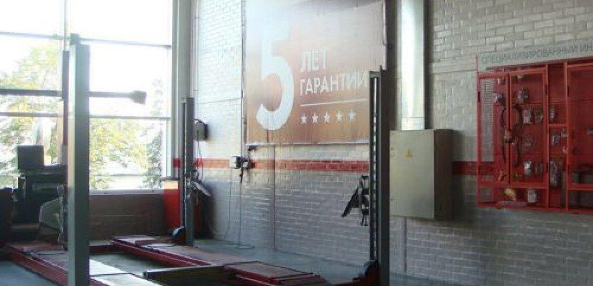 «Автомир», Москва. Сервис KIA: в сентябре на 15% выгоднее