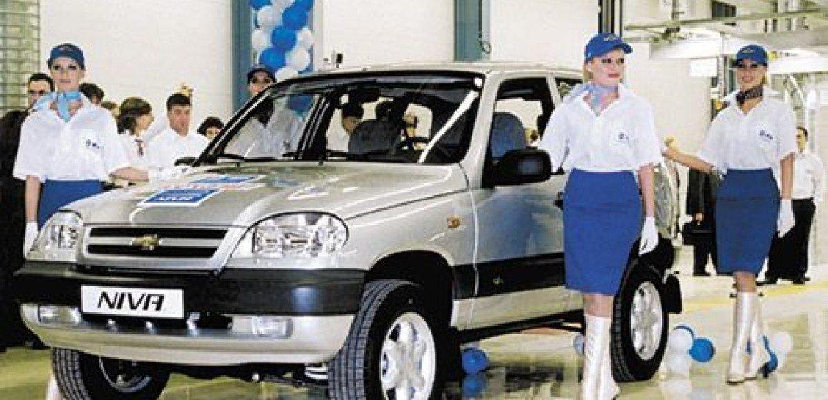 АВТОВАЗ наращивает объемы выпуска автомобилей