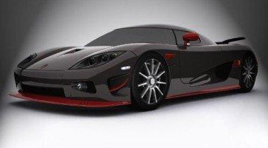 Новый седан Koenigsegg покажут в Женеве