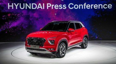 Hyundai ix25: такой будет новая «Крета»