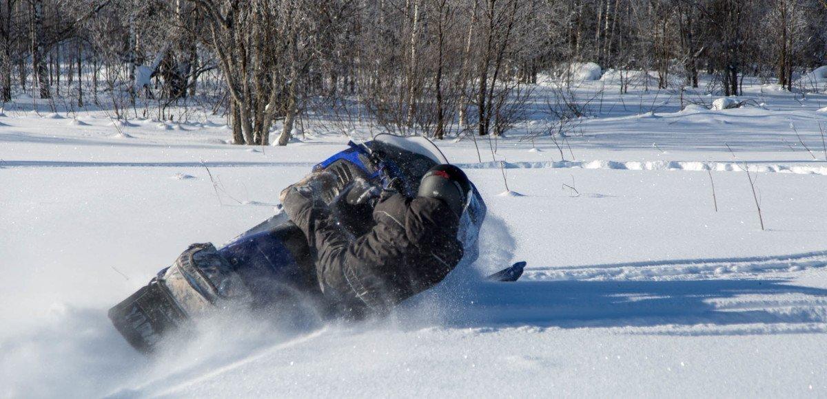Экспедиция на снегоходах на мыс Канин Нос