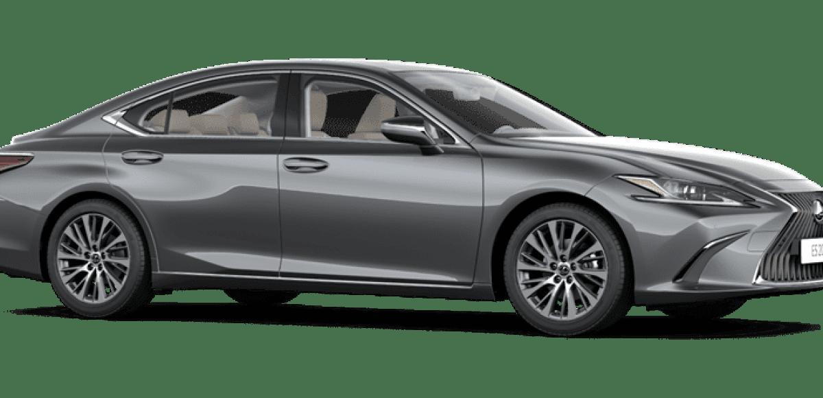Автомобили Lexus лидируют по остаточной стоимости