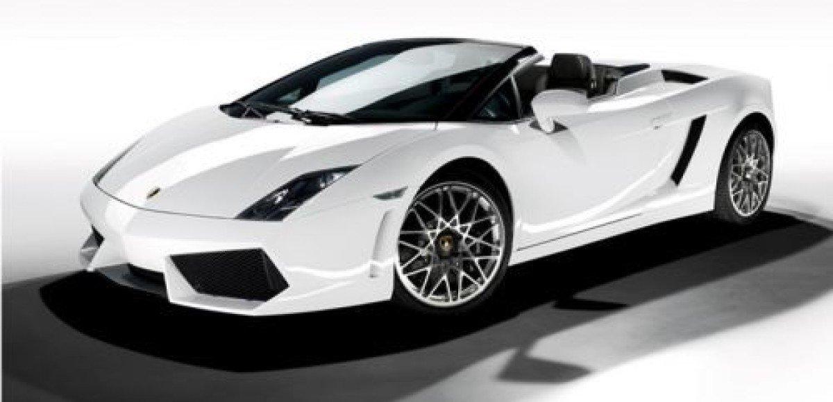 Lamborghini представляет в Лос-Анджелесе Gallardo LP 560-4 Spyder