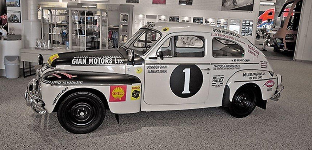Музей Volvo. 85 лет шведской истории