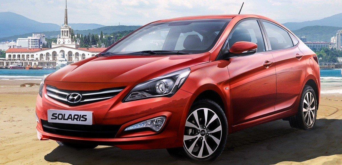Hyundai Solaris: каско от 4,6%