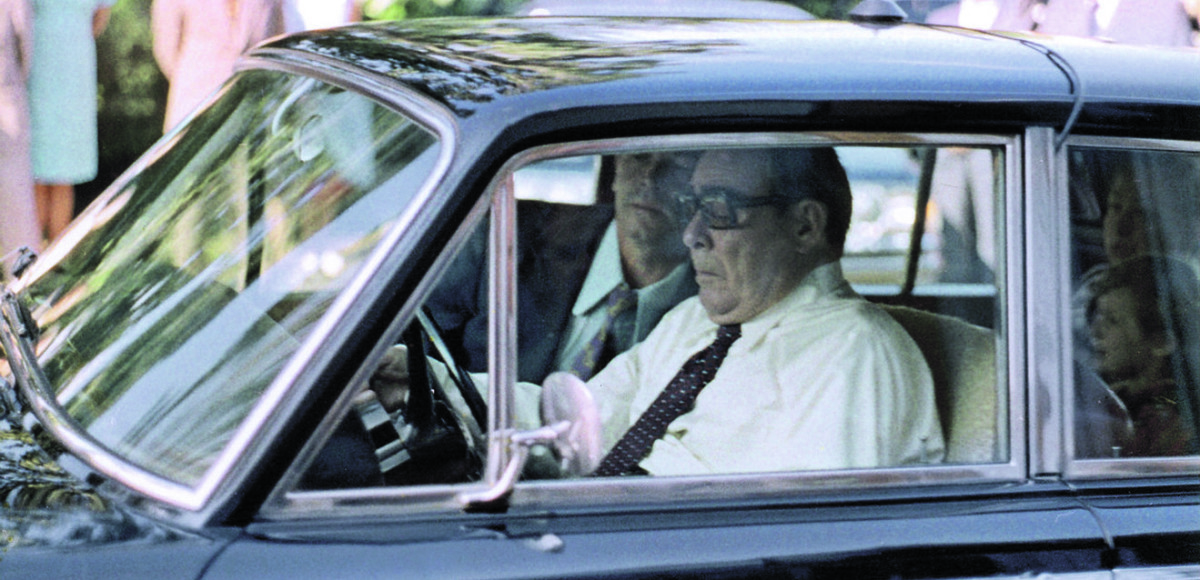 Легендарные автомобилисты СССР: Брежнев