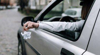 Водительские привычки, которые бесят