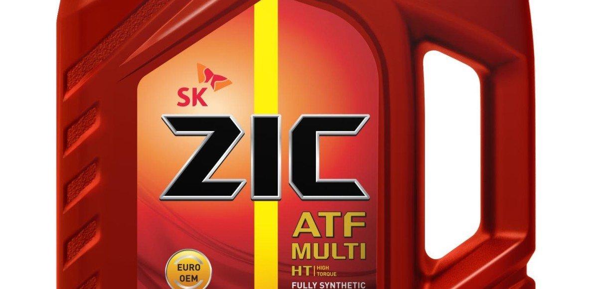 Унверсальные жидкости ZIC для автоматических коробок передач