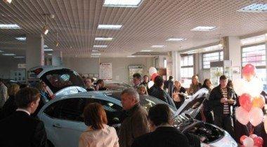 В «Автомире» состоялась презентация обновленного Citroen C3