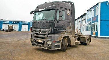 Ресурсные испытания: грузовые шины Continental Hybrid