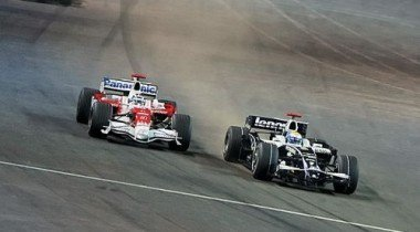 «Формула 1». Toyota F1 — путь на старт
