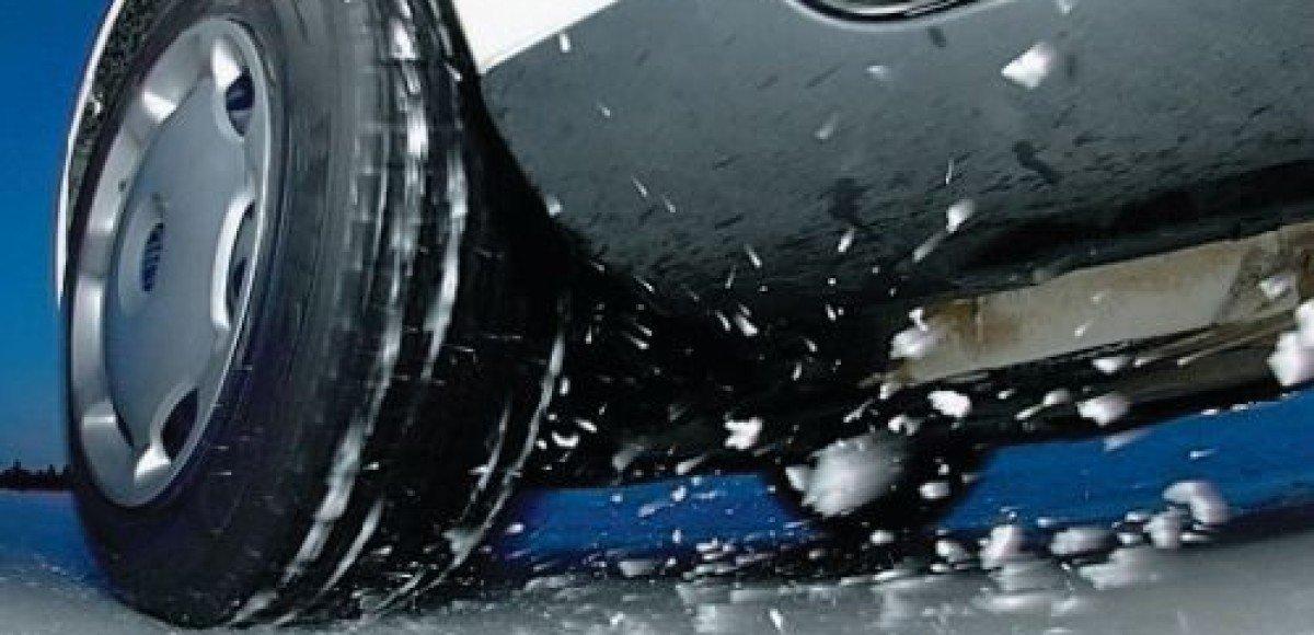 Неизвестные злоумышленники протыкают колеса автомобилей в Красноярске