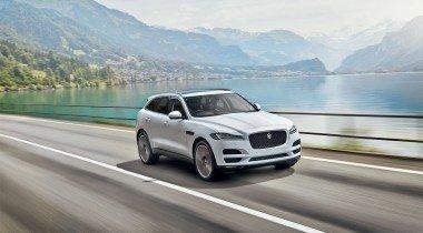 Jaguar F-Pace. Основной инстинкт