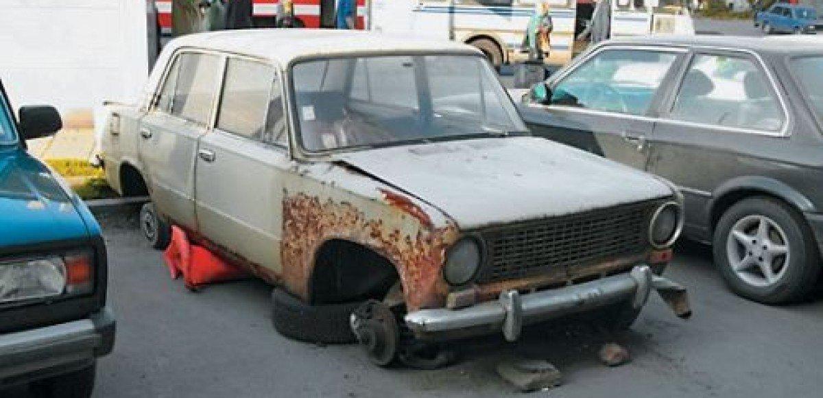 Брошенный автотранспорт будет убран с улиц Москвы ко Дню города