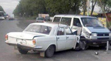 В ДТП на Кутузовском проспекте столкнулись семь автомобилей