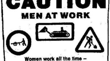 Американские феминистки «придрались к столбу»