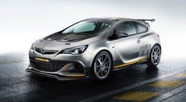 Opel покажет «очень заряженную» Astra — OPC Extreme