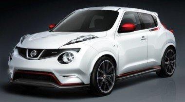 Премьера концепта Nissan Juke Nismo