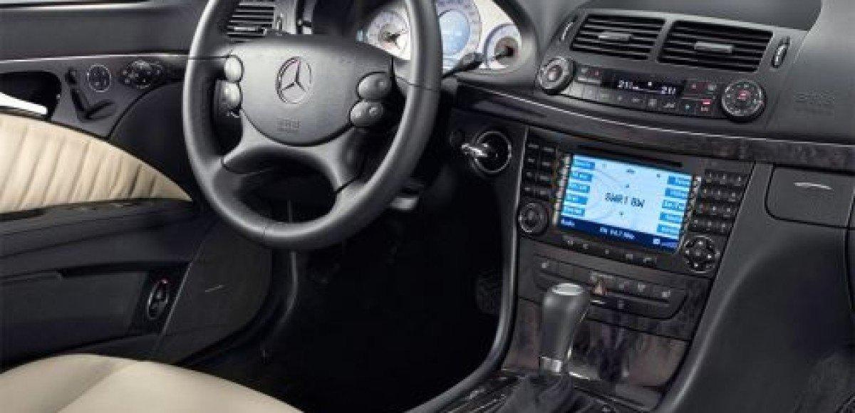 В Петербурге пресечены две попытки краж из автомобилей Mercedes-Benz