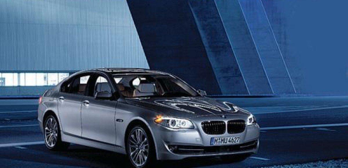 BMW 5-series. Особое внимание