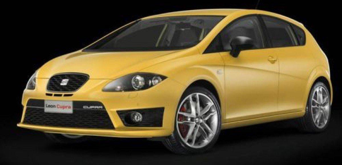 Новая Seat Ibiza FR и обновленный Leon Cupra появятся в Барселоне