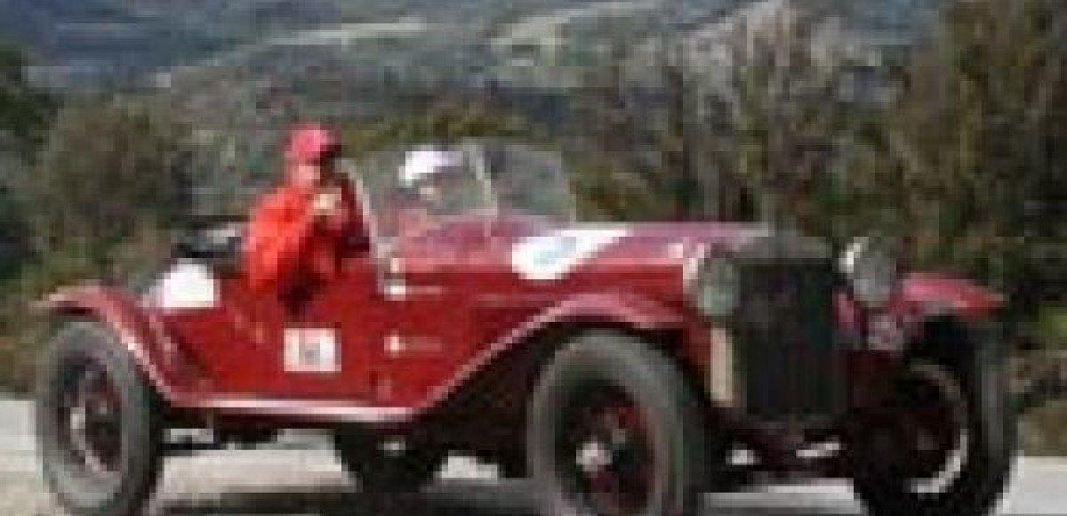 Классические Alfa Romeo — лучшие в ретро-гонке «1000 Millas Sport Argentina»