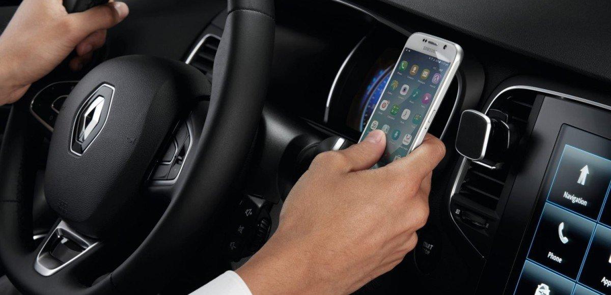 Держи меня крепко: обзор автомобильных креплений для смартфона